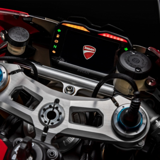 New Panigale V4 S
